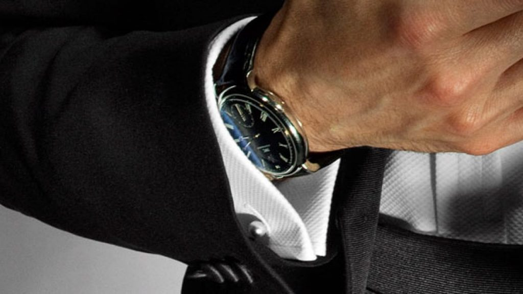 savoir porter sa montre